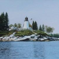 Denis Leblanc Water Color