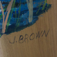 J Brown Artist