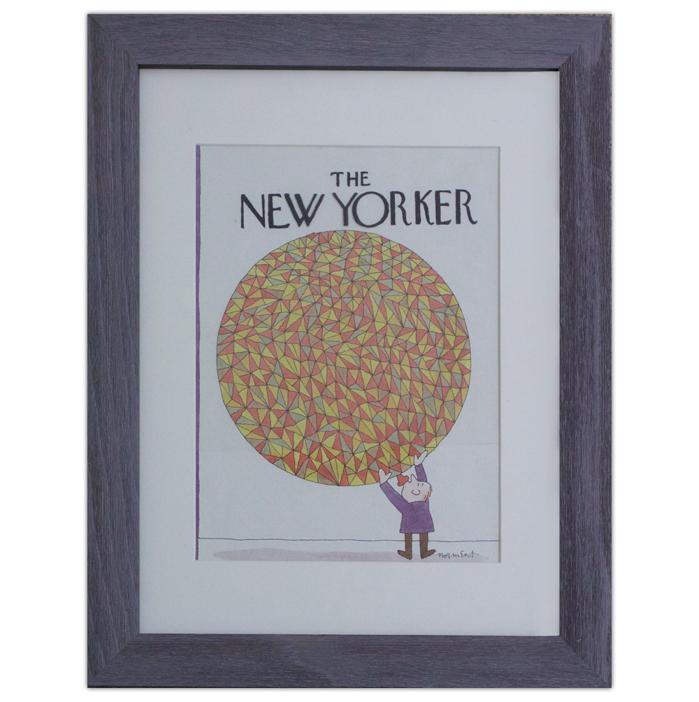 John Norment The New Yorker Cover Artist