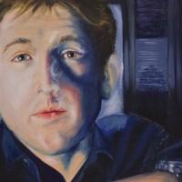 Kim Bridgford Portrait Jason Moore Painting Artist