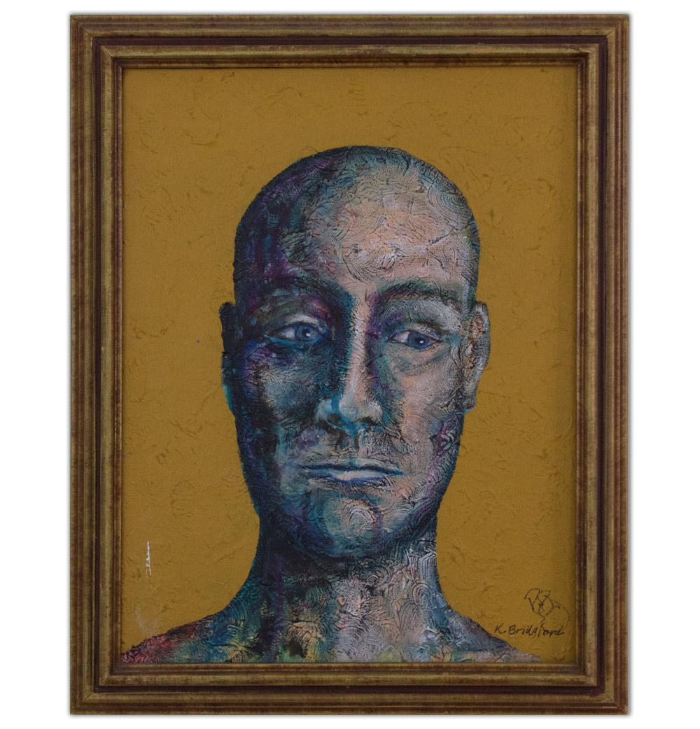 Kim Bridgford Robert Zunigha Collaboration Portrait Painting Artist