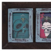 Lalo Cota Skull Prints Artist