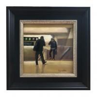 Linda Tenukas Oil Painting YNC