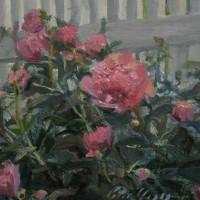 Peter Yesis Oil Painting Joyful