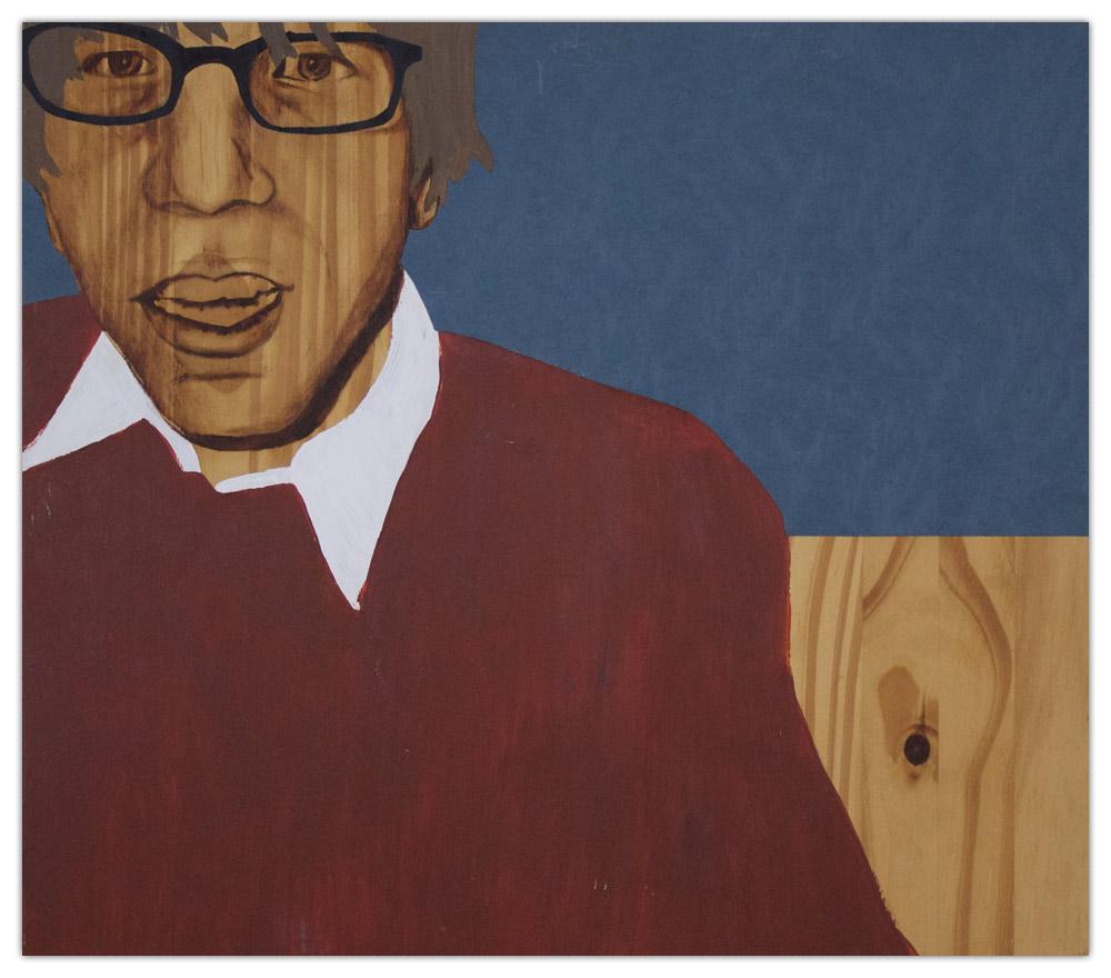Shauna Thibault Portrait Painting Artist