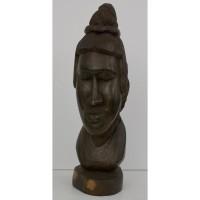 Unknow Artist Jamaican Female Sculpture Artist