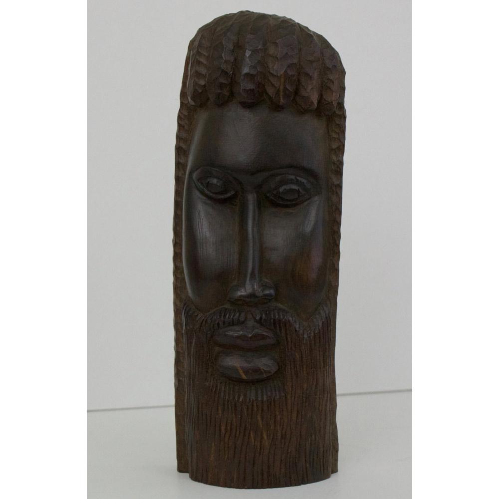 Unknow Artist Jamaican Male Sculpture Artist